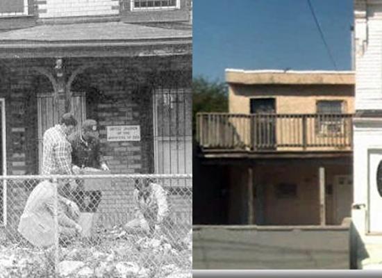 Căn nhà nơi Gary Heidnik giam giữ những người phụ nữ