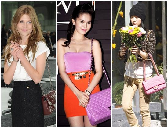Chanel là một trong những thương hiệu hàng đầu trên thế giới.