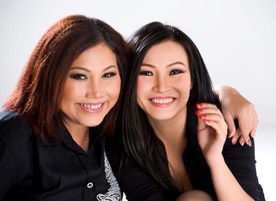 Cặp đôi Phương Thanh - Siu Black