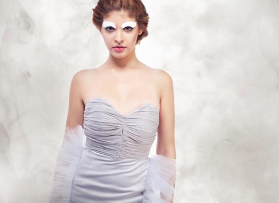Mẫu teen Andrea mơ màng quyến rũ như công chúa