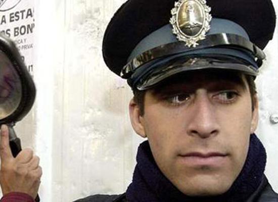 Nam cảnh sát Cordoba phải là