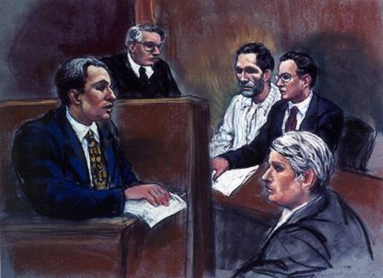 Phiên tòa xét xử Gary Heidnik (Ảnh minh họa)