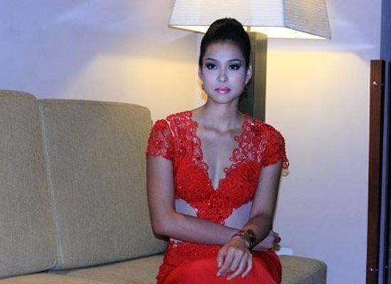Siêu mẫu Việt Nam 2011 Vương Thu Phương