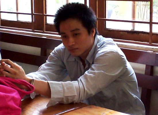 Bị cáo Nguyễn Hoài Phong