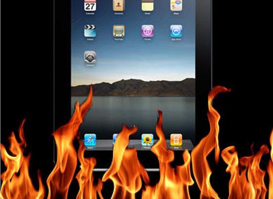 iPhone, iPad, SH ngập làng... vàng mã