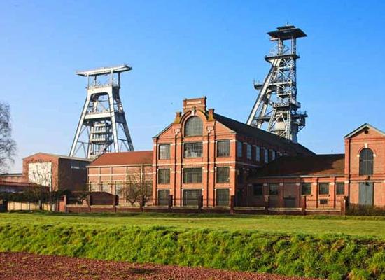 Vùng mỏ Nord-Pas de Calais của Pháp, một trong 26 di sản văn hóa thế giới mới