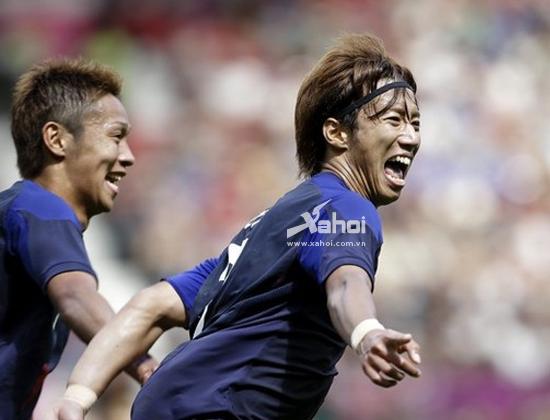 O.Nhật Bản đang tràn trề tự tin bước vào vòng bán kết
