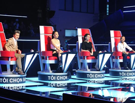 Càng về những phần sau, The Voice Việt càng hấp dẫn.