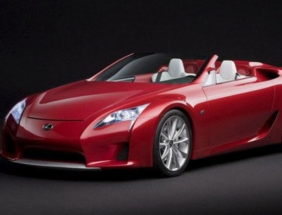 Lexus sẽ tái thiết kế mẫu IS và ra mắt vào mùa xuân 2013