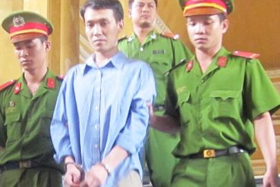 Huỳnh Tiến Dũng rời tòa với mức án tử hình
