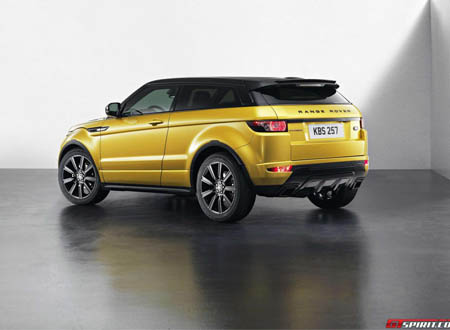 Range Rover Evoque Limited Edition vừa ra mắt