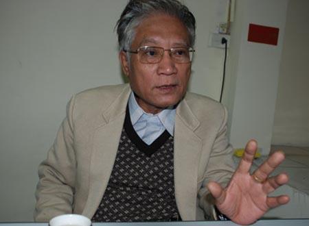 Nhà nghiên cứu Nguyễn Vũ Tuấn Anh
