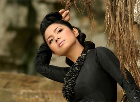 Nhan sắc của Việt Trinh