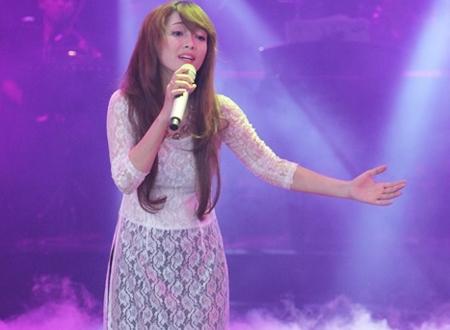 Đinh Hương tại The Voice - Giọng hát Việt 2012