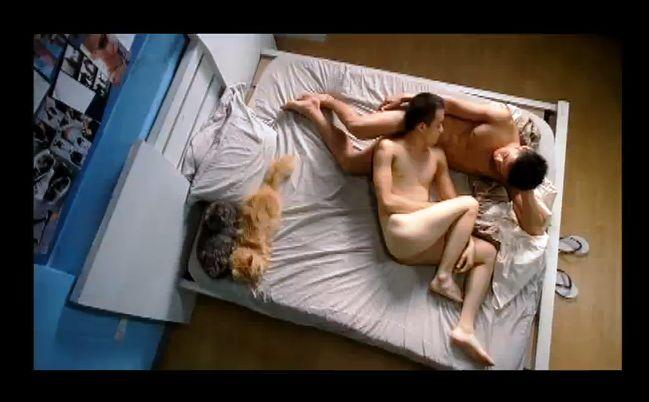Cảnh nóng để đời của sao (P2): Những pha giường chiếu của mỹ nam trong phim Việt canhnongsaoviet8jpg1357282569