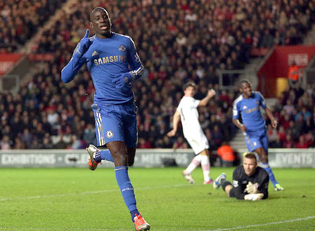 "Demba Ba sẽ là ""Drogba mới"" ở Stamford Bridge?"