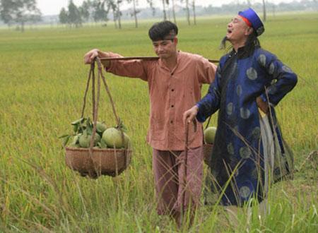 Hài Tết 2013: Tự Long điếng người hứng