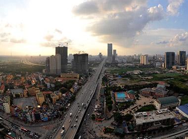Thủ đô Hà Nội nắng đẹp rực rỡ ngày chớm đông