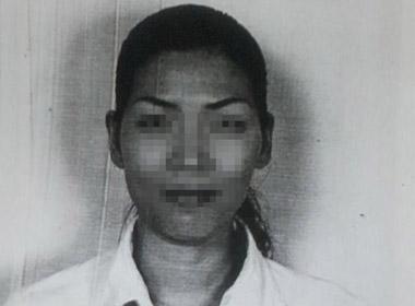 Ảnh người được cho là chị Lê Thanh Huyền, nạn nhân tử vong tại thẩm mỹ viện Cát Tường và bị vứt xác xuống sông Hồng