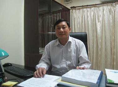 Ông Đào Ngọc Lợi, Phó cục trưởng Cục Người có công