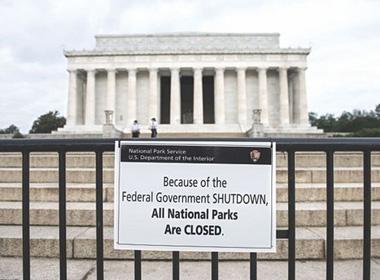 Báo chí Trung Quốc dè bỉu vụ chính phủ Mỹ đóng cửa