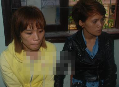 Cặp đôi đồng tính nữ rủ nhau mở tiệm massage nam kích dục