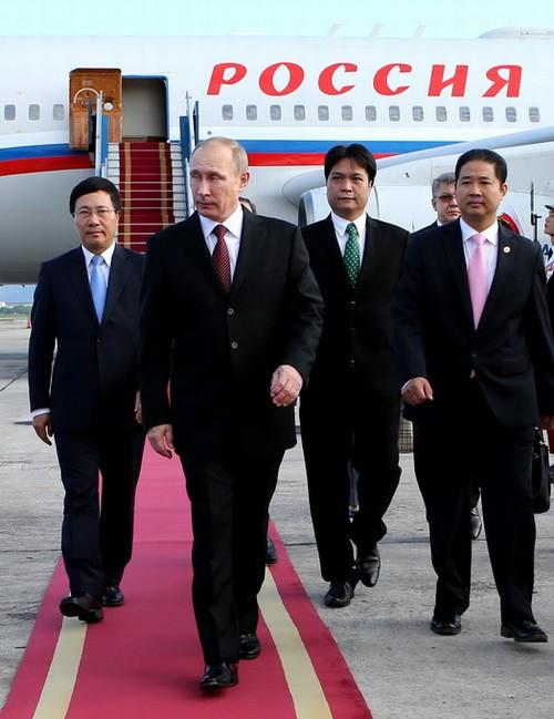 Chiều nay, tổ chức lễ đón cấp nhà nước Tổng thống Putin | Tổng thống nga Putin thăm Việt Nam, Ngoại giao, Tổng thống nga thăm Việt Nam, Vadimir Putin