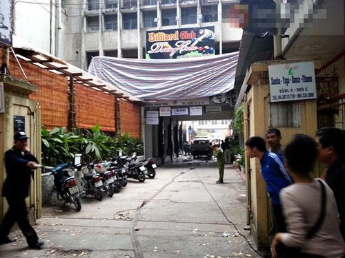 Quán bar ở Zone 9 đang cháy lớn: Ít nhất 6 người tử vong  | Cháy lớn, Quán bar, Đám cháy, Hỏa hoạn, Hà Nội, Zone 9, Hợp tác xã Zone 9