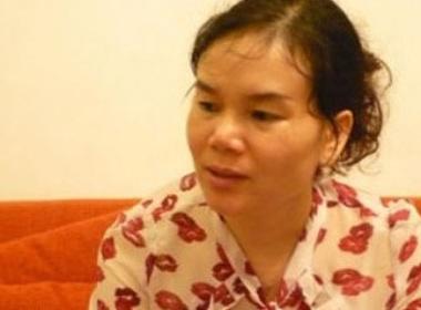 Phan Thị Bích Hằng phản pháo về nghi án