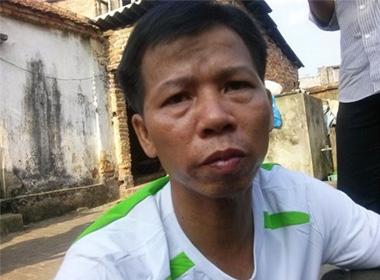 Ông Nguyễn Thanh Chấn thẫn thờ trước cuộc sống hiện tại