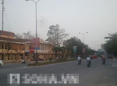 Quảng Bình đã chọn được con đường mang tên Đại tướng