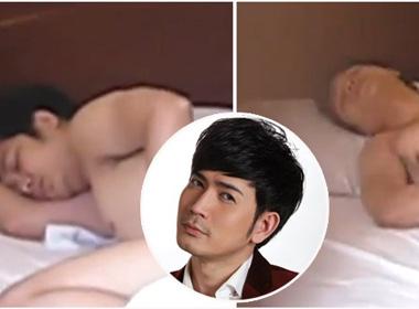 """Sao Việt bất ngờ lộ clip ngủ """"rông"""" 100% trong khách sạn"""