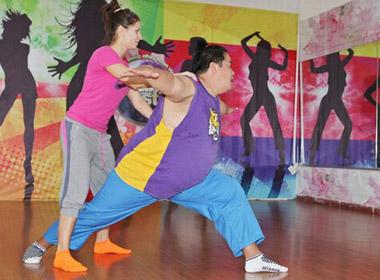 Diễn viên Hoàng Mập sẽ xuất hiện là thí sinh của Bước nhảy hoàn vũ năm 2014