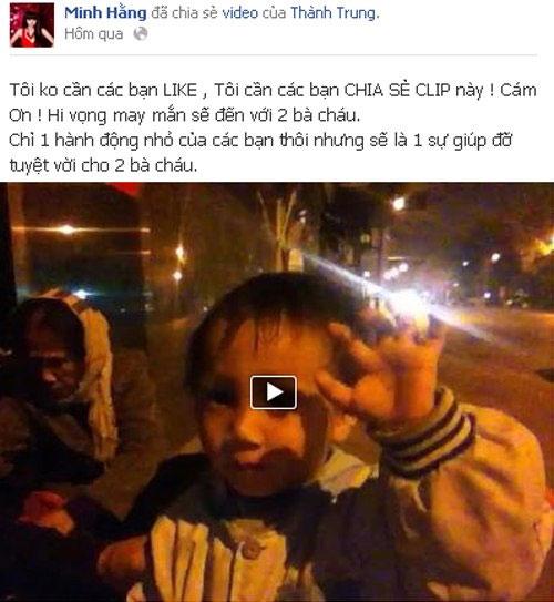 Bức ảnh 'Hai bà cháu' lấy nước mắt giới trẻ | Bức ảnh hai bà cháu, Cộng đồng mạng, Bỏ rơi, Rách rưới, Facebook