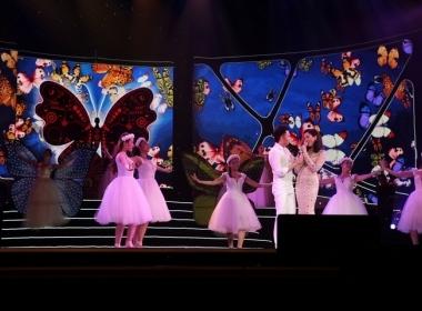 Ca khúc 'Giấc mơ có thật' với hàng ngàn cánh bướm cùng phần múa đương đại của Dương Triệu Vũ