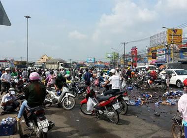 Vụ 'hôi bia' ở Đồng Nai: Công ty vận chuyển sẽ đền bù cho chủ hàng