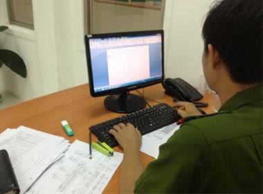 Cơ quan chức năng kiểm tra tại Công ty cổ phần đầu tư Thái Bình