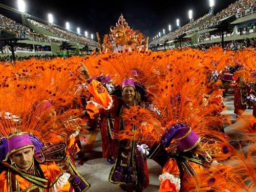 Hình ảnh Choáng ngợp trước lễ hội Carnival 2013 số 6