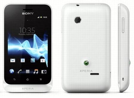 Điện thoại thông minh Sony Xperia Tipo