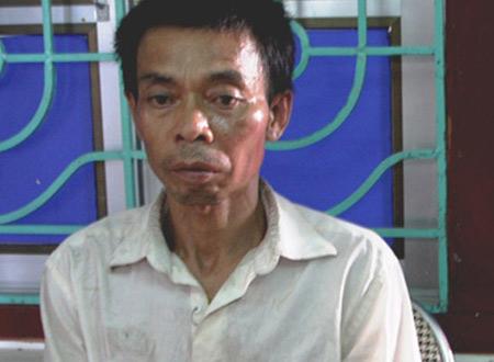 Gã ông họ đồi bại Hoàng Văn Minh bị tuyên án tử hình.