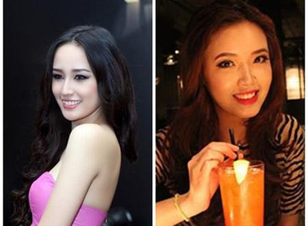 Cả 2 chị em nhà Hoa hậu này đã có một cuộc lột xác thật ngoạn mục