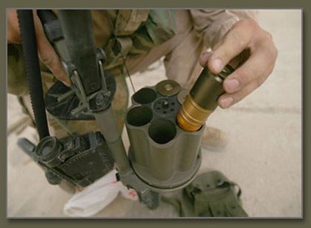 Mk-1 rất thích hợp để tác chiến trong đô thị hoặc chống chiến thuật biển người
