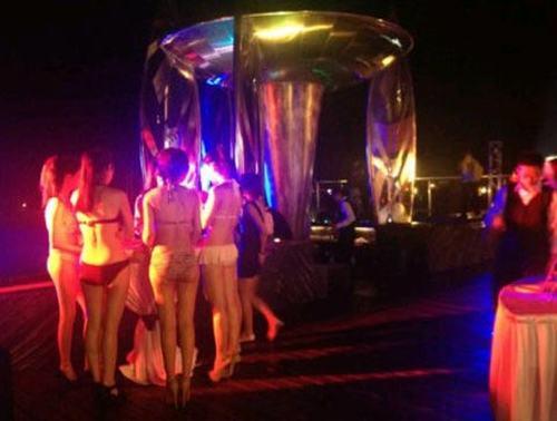 Cái giá của những bữa tiệc thác loạn trong nền giải trí Hoa Ngữ