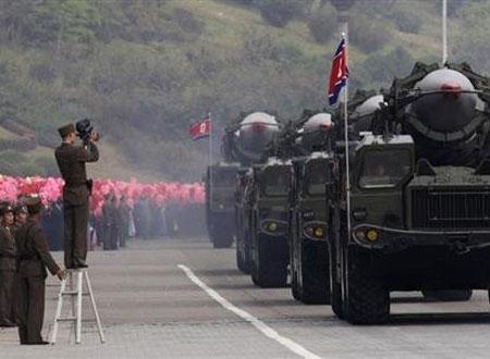 Mỹ hồi hộp 'canh' Triều Tiên phóng tên lửa hôm nay