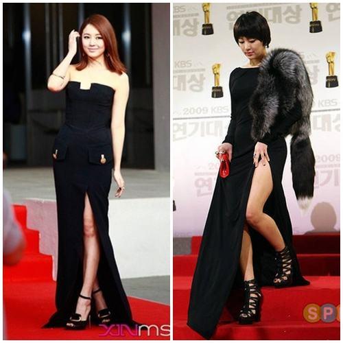 Yoon Eun Hye diện đồ nghìn đồ vẫn 'buồn tẻ'