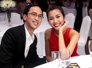 Vợ chồng Tăng Thanh Hà - Louis Nguyễn vẫn được biết đến là đôi uyên ương hạnh phúc.