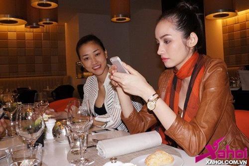 Maya, Vân Trang rạng rỡ tại Paris chờ dự liên hoan phim Cannes  have logo cannes07jpg1368957279