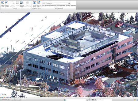 Thiết kế tòa nhà sẽ dễ dàng hơn với Bộ phần mềm thiết kế tòa nhà 2014