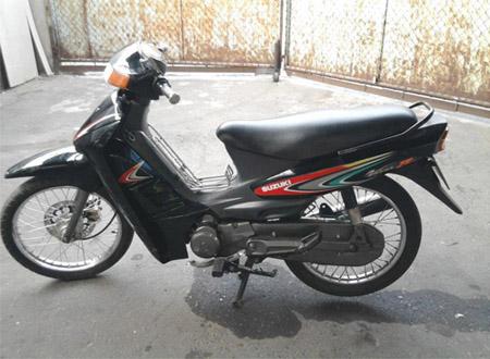 Dòng xe Suzuki Viva vang bóng một thời