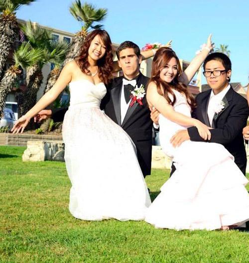 Lộ ảnh cưới của Xuân Mai và bạn trai Việt kiều? xuanmai2jpg1371046902